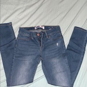 Old navy jeans worn twice